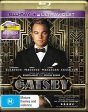 The Great Gatsby (Blu-ray, 2013)