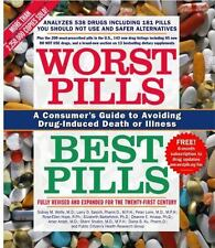 Worst Pills, Best Pills: A Consumer's Guide to Avoiding Drug-Induced-ExLibrary