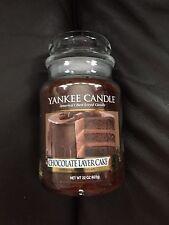 Yankee Candle Chocolate Layer Cake Large Jar. USA 🇺🇸 Exclusive