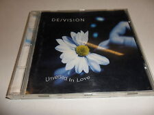 CD  Unversed in Love von De/vision