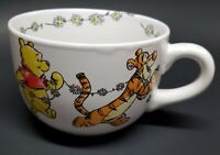 Winnie The Pooh Daisy Chain Soup Coffee Tea Mug Tigger Piglet Eeyore Large 29oz
