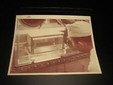 VERY UNCOMMON/RARE VTG NASA PRE-APOLLO 11 LUNAR RECEIVING LAB PIC-A KODAK PAPER