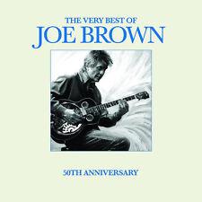 JOE BROWN ( BRAND NEW CD ) THE VERY BEST OF 50TH ANNIVERSARY / GREATEST HITS