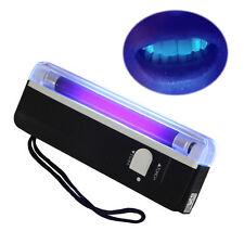 4 Watts Handheld Longwave 365nM Glowing Teeth Phosphorescent UV Blacklight