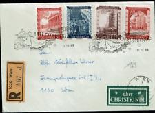 1969,Reco Christkindl Brief m. Leitzettel (467)