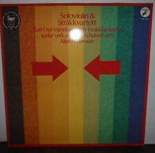 Soloviolin & Strakkvarett vinyl CAP1166   010718LLE