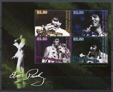 Grenada Grenadinen 2009 Elvis Presley Sänger Musik Singer Music 4496-4499 MNH
