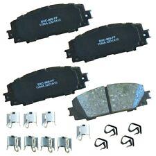 Disc Brake Pad Set-Stop Ceramic Brake Pad Front Bendix SBC1184A