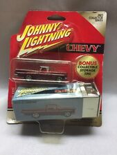 JOHNNY LIGHTNING PRO COLLECTOR SERIES 1959 CHEVY EL CAMINO #18 STORAGE TIN (AN)