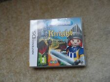 Knight Playmobil - Hero Of The Kingdom - Playmobil Interactive - DS Game