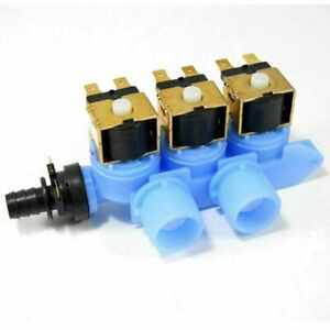 2-3 Days Delivery- Washer 3 Coil Water Inlet Valve 137465100