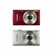 Canon PowerShot ELPH 180 Digital Camera (Choice of Color)