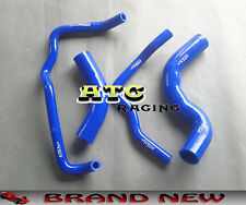 FOR Toyota HILUX KZN165R 3.0 Turbo 99-05 00 01 02 Silicone Radiator Hose BLUE