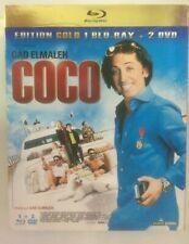 Coco Blu-Ray Edition Gold