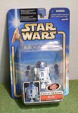 Saga di Guerre Stellari in massa l'attacco dei cloni materiale aotc R2-D2 Coruscant SENTINELLA