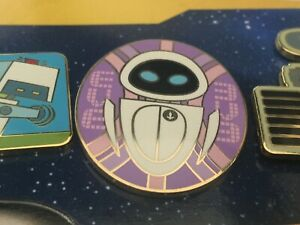 DISNEY EVE PIN FROM DLRP WALL-E BOOSTER SET HTF