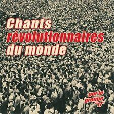 CD Chants révolutionnaires du monde / Le Groupe 17