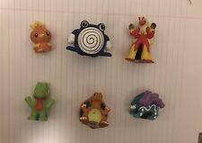 Pokémon Toys Lot Pokemon Action Figures Bundle Charizard Included Six Toys