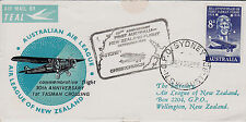 Australia Cover Aviation Postal Stamps