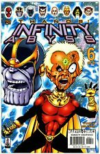Infinity Abyss (2002) #6 NM 9.4