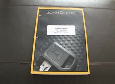 John Deere 624J (S.N. 611797-) Loader Service Repair Manual Tm10245