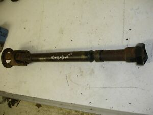 24 5//8 Front Driveshaft//Propshaft Replacement for 1973 1974 1975 1976 1977 Chevy Blazer K10 K20// GMC Jimmy K15 K25 Bodeman M.T.