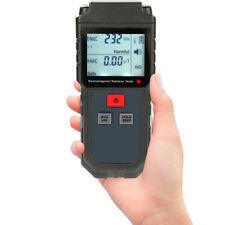 LCD Emf Meter Electromagnetic-Field-Radiation-Tester Detektor Für Innen Außen