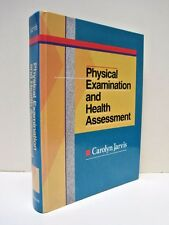 Physical Examination and Health Assessment by Carolyn Jarvis Hardcover, 1992