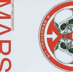 A Beautiful Lie - 30 Seconds To Mars CD Virgin