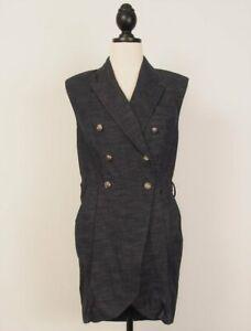 NWT - PauW Designer Blazer/Vest - RRP $1620