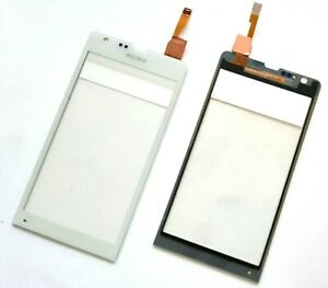 NEU Displayglas für Sony Xperia SP LTE C5303 M35i  weiss Touchscreen Digitizer