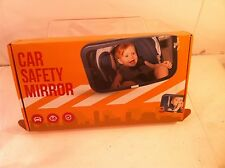 CAR SAFETY MIRROR--BABY VIEW--ARGO SHOPS----FREE SHIP--NEW IN BOX