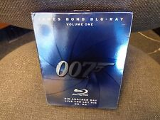 James Bond Blu Ray Collection