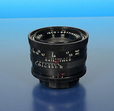 Westromat 1.9/50mm ISCO Göttingen Lens objectif obiettivo per m42 - (92353)
