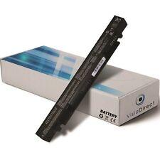 Batterie pour ASUS F552E K552EA A41-X550 A41-X550A X550 X550C X552 F550C 2200mAh