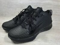 Men's Nike Force Zoom Trout 5 Baseball Turf Shoes. Black. AH3374-002. Size 8.5