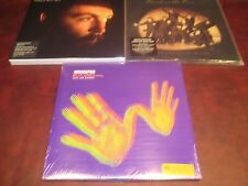 PAUL MCCARTNEY WINGSPAN 2001 EMI 1ST EDITION 4 LP + 25TH BAND ON RUN+ PURE 4LPS