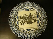 Royal Doulton Gibson Girl Plate*Failing to Find Rest and Quiet in the Country.