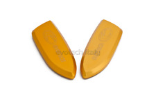 Tappi Fori Specchio Yamaha R1 2009-14 Mirror Hole Caps Spiegel teile EVOTECH