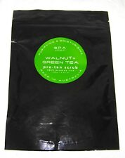Australian Walnut Green Tea Pre Tan Purifying Face & Body Scrub 8.82oz/250g New