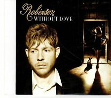(EY801) Robinson, Without Love - 2011 DJ CD
