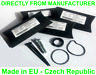Audi BMW Mercedes VW WABCO AIR SUSPENSION COMPRESSOR PISTON RING REPAIR FIX KIT