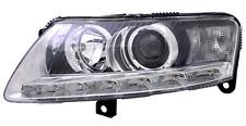 FANALE SINISTRO PER AUDI a6 4f 10/08-3/11 XENO d3s LED + LWR Servomotore