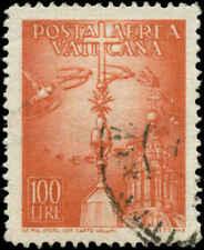 Vatican City Scott #C15 Used