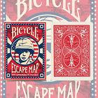 Mazzo di carte Bicycle Escape Map Deck - Mazzi di Carte - Giochi di Magia