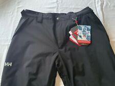 NWT Helly Hansen Men's Velocity Insulated Ski Pant- Size XXL- Black- $200 Retail