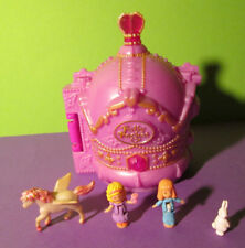 Polly Pocket mini ♥ magique Couronne ♥ Crown Palace ♥ 99% COMPLETE ♥ 1996 ♥