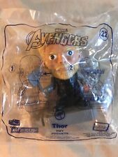 2019 McDonald's Marvel Avengers Endgame Thor Happy Meal Toy #22 NIP