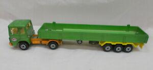 Vintage Majorette PS30 BM Saviem Truck - Made In France - 1:60 Scale