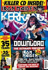KERRANG Magazine Iron Maiden Present The Ultimate Download Preview TRIBUTE CD